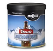 Mr.Beer Classic American Light