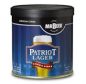 Mr.Beer Patriot American Lager